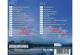 Die Amigos - Tausend Träume (Deluxe Edition)  - (CD)