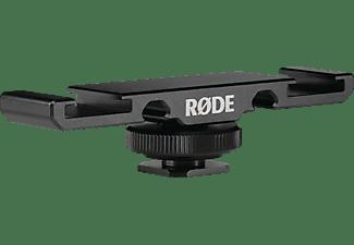 RODE DCS-1, Blitzuschuhadapter, Schwarz, passend für zur Montage an einem Standard-Blitzschuh