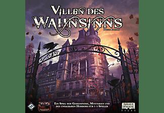 FANTASY FLIGHT GAMES Villen des Wahnsinns 2. Ed. (Revised) Grundspiel Gesellschaftsspiel Mehrfarbig