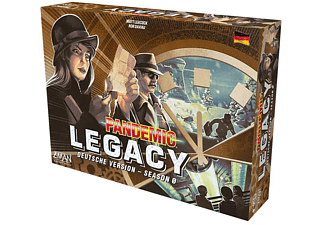 ZMAN Pandemic Legacy - Season 0 Gesellschaftsspiel Mehrfarbig