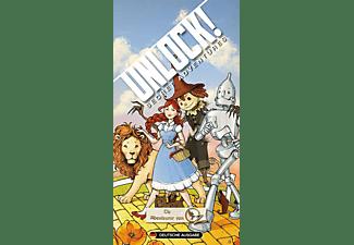 SPACE COWBOYS Unlock! - Die Abenteurer von Oz • (Einzelszenario) Gesellschaftsspiel Mehrfarbig