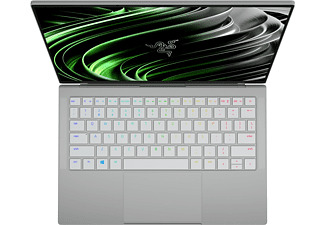 RAZER Notebook Book 13, i7-1165G7, 16GB RAM, 512GB SSD, 13.4 Zoll Touch FHD, Mercury