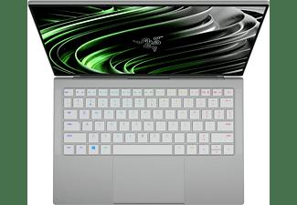 RAZER Book 13 EVO, Notebook mit 13,4 Zoll Display, Core™ i7 Prozessor, 16 GB RAM, 512 GB SSD, Intel® Iris® Xe Grafik, Mercury, EVO-Zertifiziert
