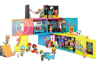 MGA ENTERTAINMENT L.O.L. Surprise Clubhouse Playset Puppenspielset Mehrfarbig