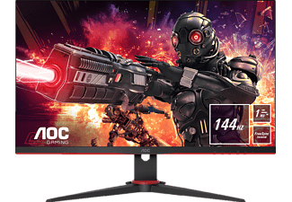 AOC 27G2AE 27 Zoll Full-HD Gaming Monitor (1 ms Reaktionszeit, 144 Hz)