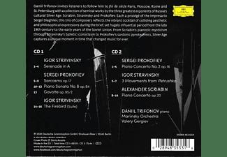 Mariinsky Orchestra, Daniil  Trifonov - Silver Age  - (CD)