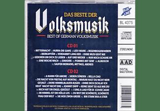 VARIOUS - Das Beste der Volksmusik  - (CD)