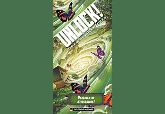 SPACE COWBOYS Unlock! - Verloren im Zeitstrudel! (Einzelszenario) Gesellschaftsspiel Mehrfarbig