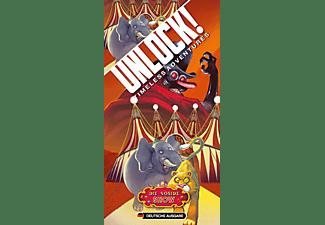 SPACE COWBOYS Unlock! - Die Noside-Show (Einzelszenario) Gesellschaftsspiel Mehrfarbig