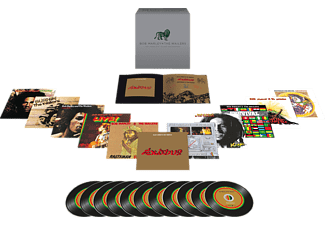 Bob Marley & The Wailers - The Complete Island CD Box Set  - (CD)