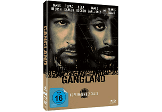 Gangland - Cops Unter Beschuss Blu-ray + DVD