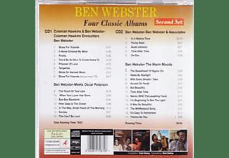 Ben Webster - Four Classic..-Box Set-  - (CD)