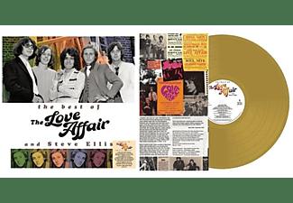 Steve Ellis' Love Affair - Best Of Love Affair And S.Ellis (180Gr.Gold LP)  - (Vinyl)