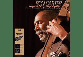 Ron Carter - Foursight-Stockholm  - (Vinyl)