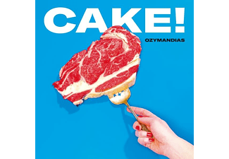 Ozymandias - CAKE!  - (CD)