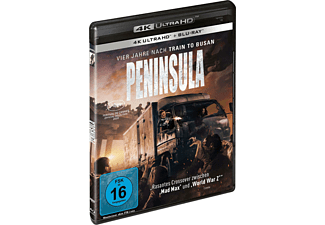 Peninsula 4K Ultra HD Blu-ray + Blu-ray