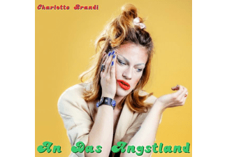 Charlotte Brandi - AN DAS ANGSTLAND  - (Vinyl)