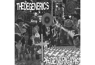 "Degenerics - GENERICA (+7"")  - (Vinyl)"