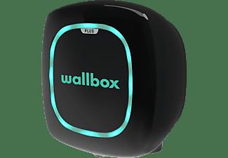 WALLBOX Pulsar Plus 11KW Stationäre Ladestation für Elektrofahrzeuge, Schwarz