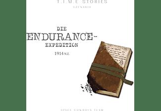 SPACE COWBOYS TIME Stories - Die Endurance Expedition Erweiterung Gesellschaftsspiel Mehrfarbig