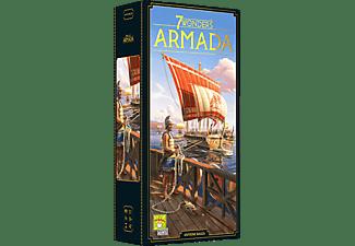 REPOS PRODUCTION 7 Wonders - Armada (neues Design) Erweiterung Gesellschaftsspiel Mehrfarbig