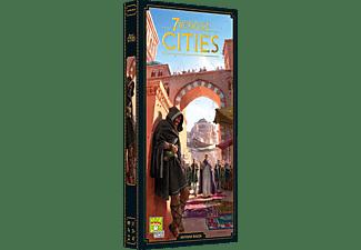REPOS PRODUCTION 7 Wonders - Cities (neues Design) Erweiterung Gesellschaftsspiel Mehrfarbig