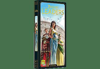 REPOS PRODUCTION 7 Wonders - Leaders (neues Design) Erweiterung Gesellschaftsspiel Mehrfarbig