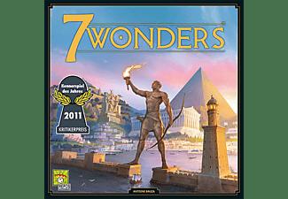 REPOS PRODUCTION 7 Wonders (neues Design) Grundspiel Gesellschaftsspiel Mehrfarbig