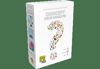 REPOS PRODUCTION Concept - Neue Begriffe Gesellschaftsspiel Mehrfarbig