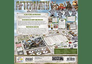 PLAID HAT GAMES Aftermath Gesellschaftsspiel Mehrfarbig