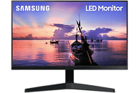 Monitor - Samsung LF22T350FHUXEN, 22 FHD, 5 ms, 75 Hz, HDMI, LED, 250 cd/m², Negro