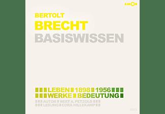 Cora Hillekamp - Bertolt Brecht-Basiswissen  - (CD)
