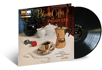Peggy Lee - Black Coffee (Acoustic Sounds)  - (Vinyl)