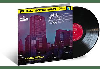 George Russell - New York, N.Y.  - (Vinyl)