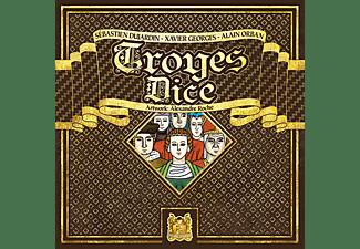 PEARL GAMES Troyes Dice Gesellschaftsspiel Mehrfarbig