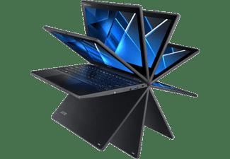ACER Convertible TravelMate Spin B3, N5030, 4GB RAM, 128GB SSD, 11.6 Zoll FHD Touch, Schwarz (TMB311RN-31-P5KK)