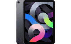 MediaMarkt-APPLE iPad Air (2020) WiFi - 64 GB - Spacegray-aanbieding
