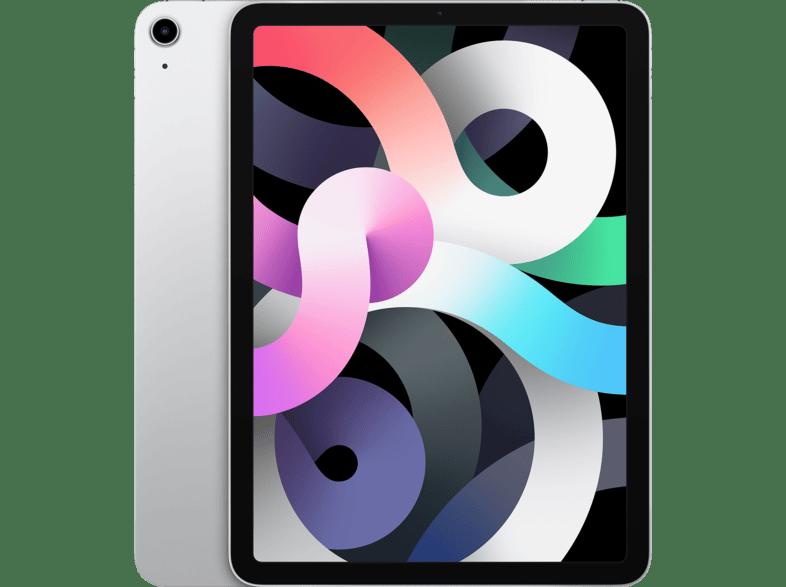Apple Ipad Air 2020 Wifi 64 Gb Silver Kopen Mediamarkt