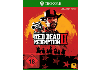 Red Dead Redemption 2 - [Xbox One]