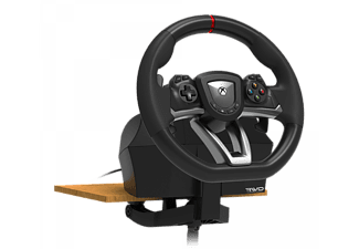 Volante - Hori Racing Wheel Overdrive, Para Xbox Series X   S, Xbox One y Windows 10, Negro