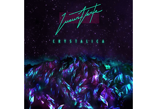 Lueur Verte - Crystalica  - (CD)