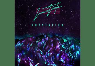 Lueur Verte - Crystalica (Lim.Marbled Vinyl)  - (Vinyl)