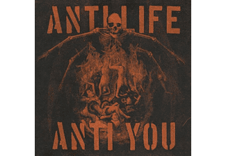 Dead End Tragedy - Anti Life Anit You (ltd.colored Vinyl)  - (Vinyl)