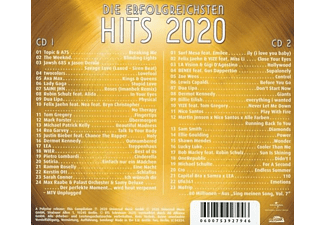 VARIOUS - DIE ULTIMATIVE CHARTSHOW-HITS 2020  - (CD)