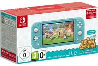 Product Image NINTENDO Switch Lite Türkis inkl. Animal Crossing und 3 Monate Switch Online Mitgliedschaft