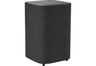HARMAN KARDON Citation Sub Small Wireless Multiroom Subwoofer App-steuerbar, Schwarz