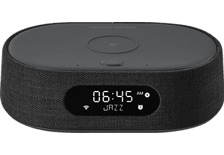 HARMAN KARDON Citation Oasis Smart Speaker App-steuerbar, Bluetooth, W-LAN Schnittstelle=802.11 a/b/g/n/ac (2,4GHz/5GHz), Schwarz