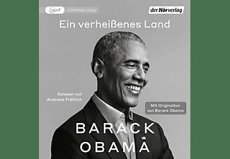 Barack Obama - Ein verheißenes Land (Vollständige Lesung)  - (CD)