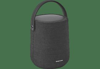 HARMAN KARDON Citation 200 Smart Speaker App-steuerbar, Bluetooth, W-LAN Schnittstelle=802.11 a/b/g/n/ac (2,4GHz/5GHz), Schwarz