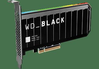 WD Black™ AN1500 Gaming Festplatte, 2 TB SSD M.2 via PCIe, intern